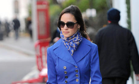 Pippa Middleton, Blue Coat