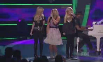 Lauren Alaina Hits High Note on American Idol
