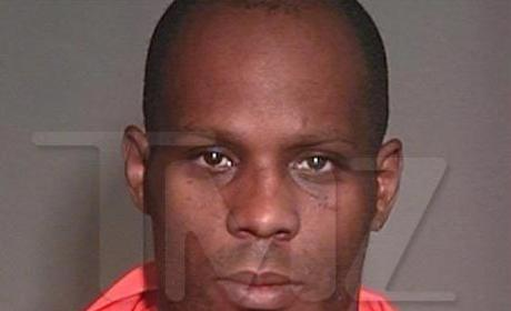 DMX: Popped For Drug Possession ... While in Jail!