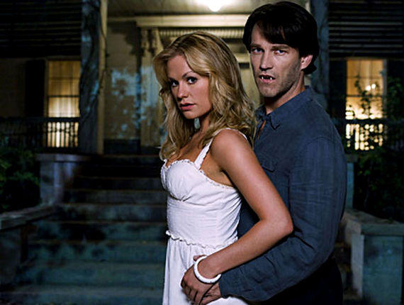 Bill and Sookie: True Blood's Sexiest Couple