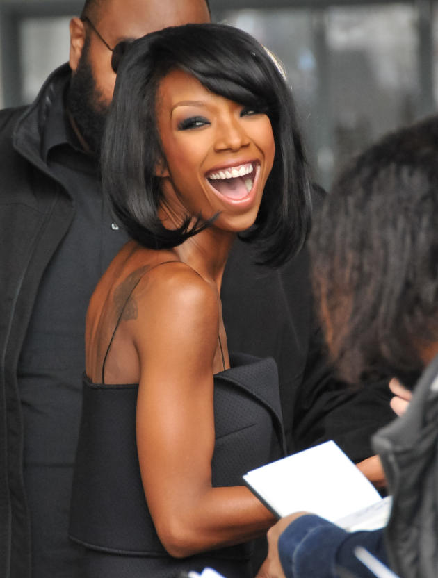 Brandy Norwood Photograph