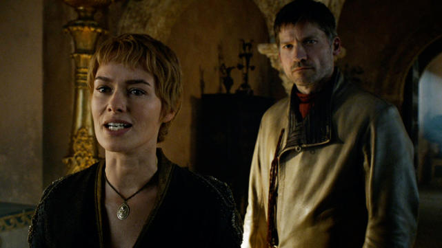 Angry Lannisters