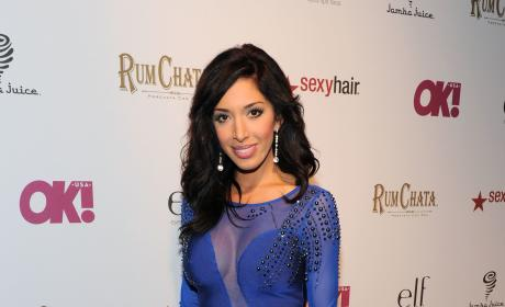 Farrah Abraham OK Party 2014