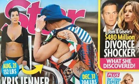 Kris Jenner Gains Over 70 Lbs! Eats Her Feelings! (Report)