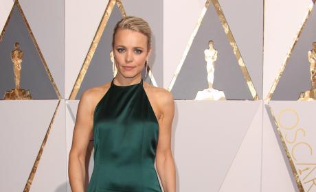 Rachel McAdams: 2016 Academy Awards