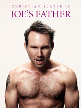 Christian Slater Nymphomaniac Poster