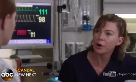 Grey's Anatomy Season 12 Episode 6 Trailer