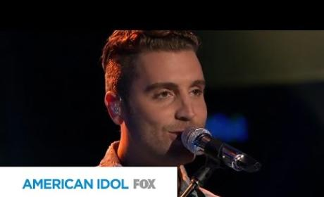 "Nick Fradiani - ""American Girl"""