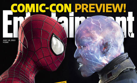 Amazing Spider-Man 2: See Jamie Foxx as Electro!