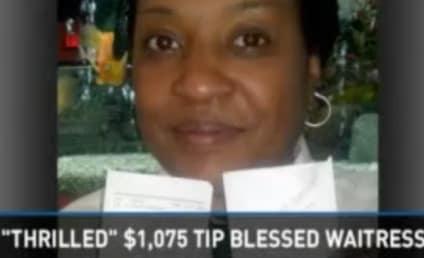Khadijah Muhammad, Waitress in Financial Trouble, Gets $1,075 Tip on $29 Bill