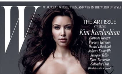W Magazine Responds to Kontrived Krying of Kim Kardashian
