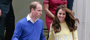 Kate Middleton Post-Baby Jenny Packham Dress