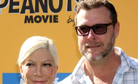 Tori Spelling & Dean McDermott: Being Broke Won't Stop Us From Renewing Our Vows!