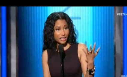 "Nicki Minaj Throws Shade at Iggy Azalea on Twitter: ""Racism is Alive and Well!"""