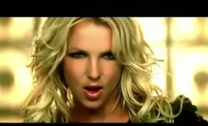 """Britney Spears: Dancing """"Till The World Ends"""" in Second Version of Music Video!"""