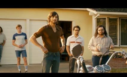 Jobs Trailer: See Ashton Kutcher as Steve Jobs!
