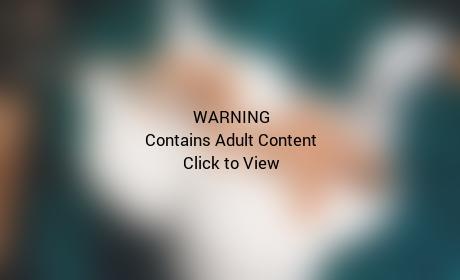 Topless Kate Upton Image