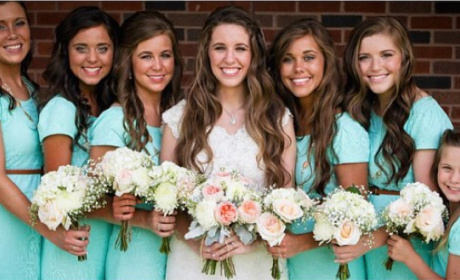 19 Kids and Counting Season 15 Episode 2 Recap: Jessa Duggar Says Yes to THE Dress!