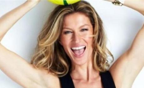 Gisele Bundchen to Present World Cup Trophy?