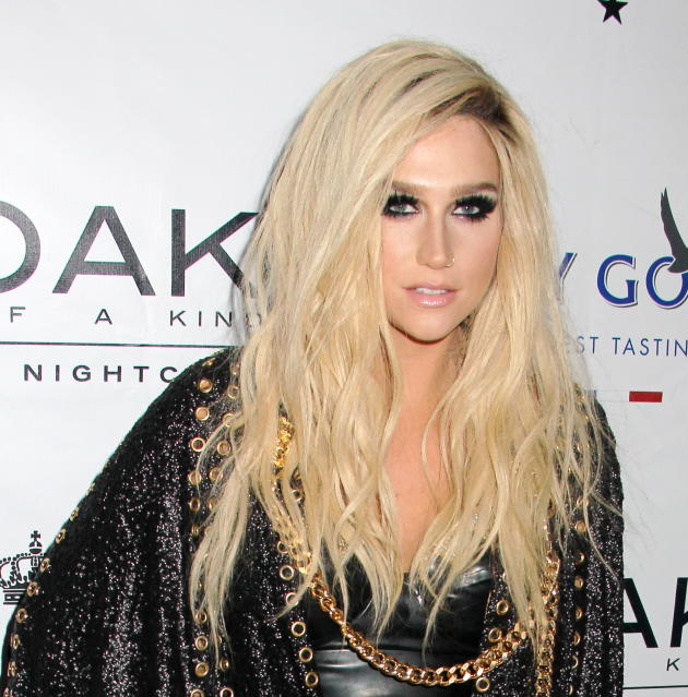 Blonde Ke$ha