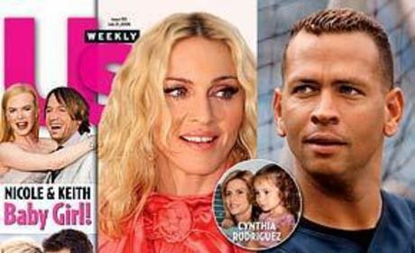 "Alex Rodriguez: Madonna is ""My F*%king Soulmate"""