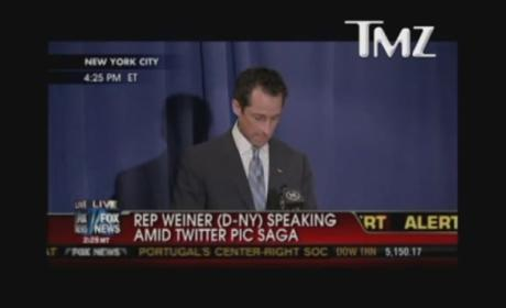 Anthony Weiner Press Conference - I Lied..