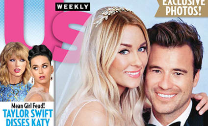 Lauren Conrad Wedding Photo: Unveiled!