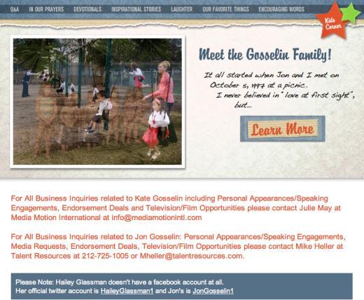 Gosselin site