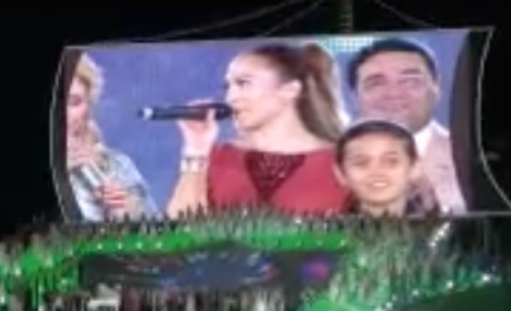 Jennifer Lopez: Sorry For Serenading Turkmenistan Dictator!