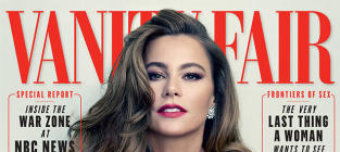 Sofia Vergara Vanity Fair Cover