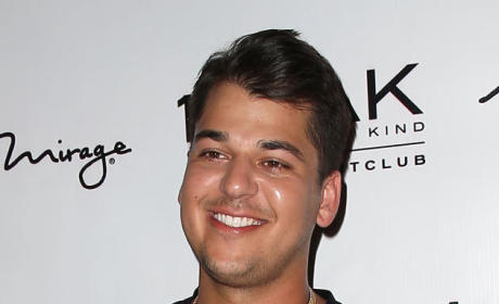 Kendall Jenner Posts Video of Rob Kardashian in Happier Times, Makes Everyone a Little Sad