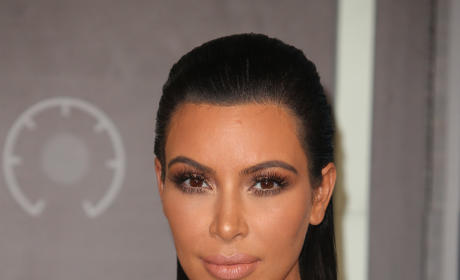 "Kim Kardashian: I Feel ""Fat as F-ck!"""