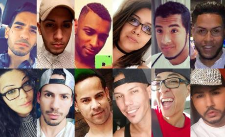 Names of Orlando Shooting Victims Released