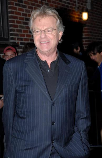 Jerry Springer Photo