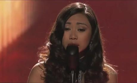 Jessica Sanchez Has a Dream on American Idol