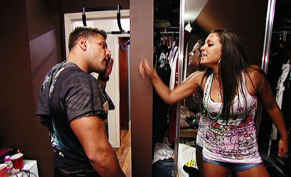 Jersey Shore Poll: Team Sammi or Team Ronnie?