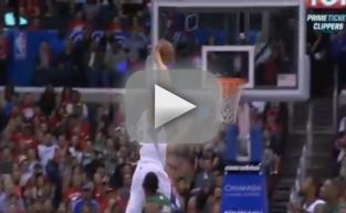 Blake Griffin Dunks on Kris Humphries