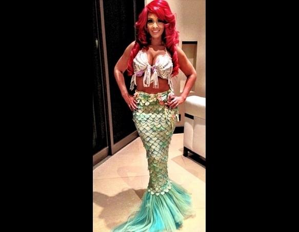 Evelyn Lozada Halloween Costume