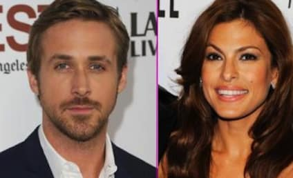 Ryan Gosling and Eva Mendes: On the Rocks (Again)?