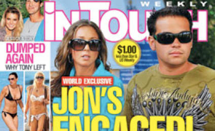 Jon Gosselin Engaged to Hailey Glassman, Tabloid Reports