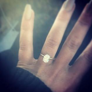 Chelsea Houska's Engagement Ring