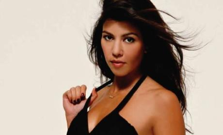 Kourtney Kardashian Outsources Beauty to Maxim India