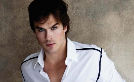 Happy 36th Birthday, Ian Somerhalder!