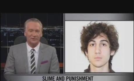"Bill Maher Slams Overreaction to Terrorist ""Losers"""