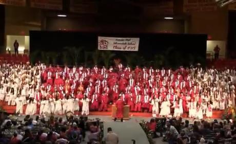 High School Graduation Dance Routine: Amazing!