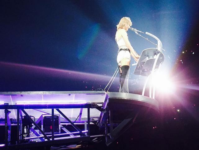 Taylor Swift in Denver