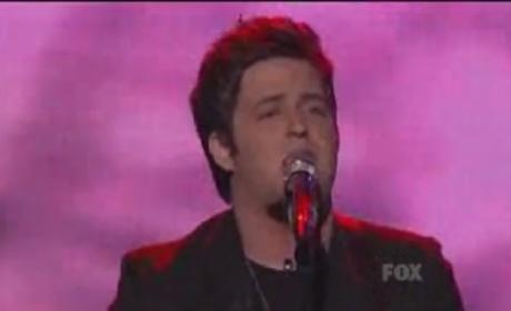 Lee DeWyze Returns to American Idol, Performs New Single