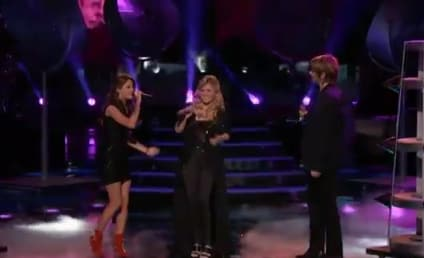 Cassadee Pope, Terry McDermott and Kelly Clarkson Team Up on The Voice Finale