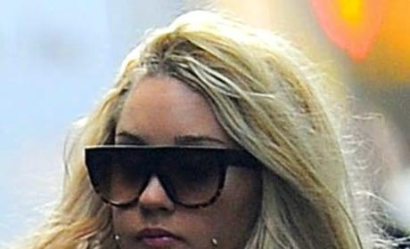 Amanda Bynes: Released From Psychiatric Facility, on the Loose in L.A.!