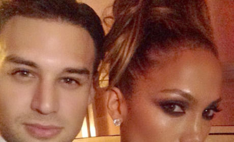 Jennifer Lopez and Ryan Guzman